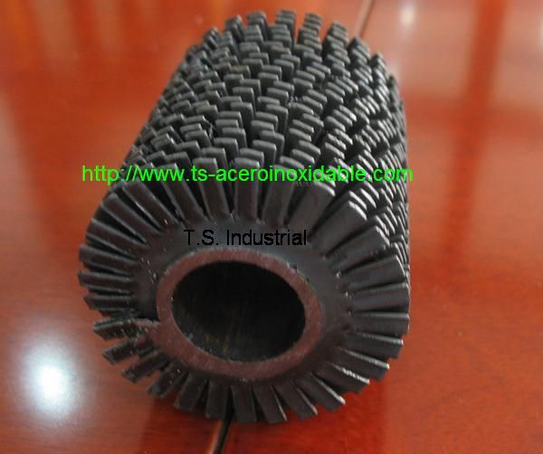 Finned Tube----High Frequency Welded Serrated Fin Tube