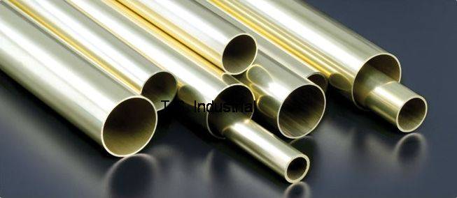 Copper alloy tube aluminum brass nickel
