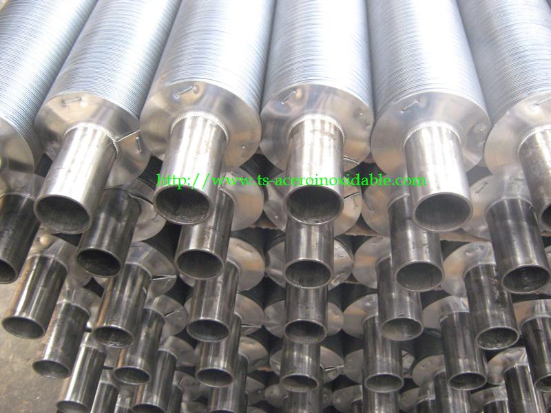 Finned Tube----L-Foot Tension Wound Finned Tubes