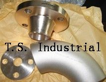 Copper Nickel Tube & Pipe Fitting and Flange