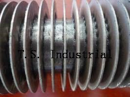 Finned Tube----High Frequency Welded Solid Fin Tube